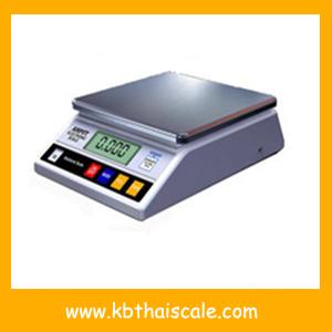 ตาชั่งดิจิตอล เครื่องชั่งดิจิตอลตั้งโต๊ะ Digital Scale 7500g ละเอียด 0.1g เหมาะสำหรับชั่งพัสดุไปรษณีย์