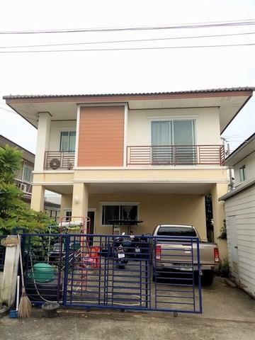ขายบ้านเดี่ยว 2 ชั้น 60 ตรว. 3 ห้องนอน 2 ห้องน้ำ 2 ที่จอดรถ เพียง 2,400,000 บาท
