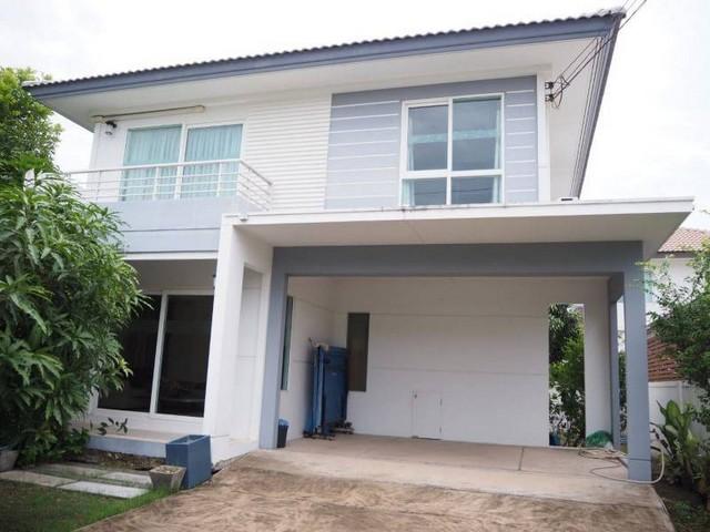 ขาย บ้านเดี่ยว 2ชั้น 60ตร.ว.หมู่บ้านพฤกษ์ลดา ประชาอุทิศ60 บ้านสวยน่าอยู่ ทำเลดีใกล้ทางด่วน