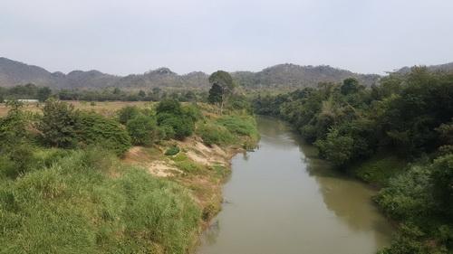ขายด่วน ที่ดิน 59-3-87 ไร่ หน้าติดถนน หลังติดแม่น้ำป่าสัก แก่งคอย จ.สระบุรี