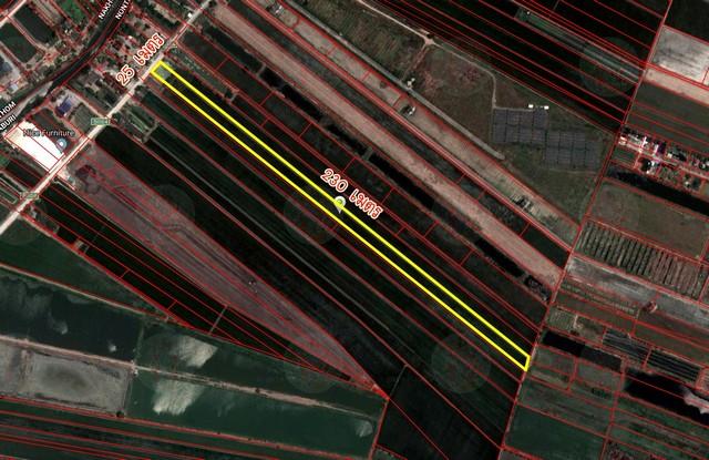 ขาย ที่ดินเปล่า 14-2-80 ไร่ ติดถนน ทางหลวงชนบท นบ 5024 อ.ไทรน้อย จ.นนทบุรี