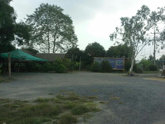 ขายที่ดินติดถนนลำลูกกา คลอง12 เนื้อที่ 60-3-64 ไร่ ปทุมธานี  เหมาะกับการลงทุน หรือ โครงการจัดสรร