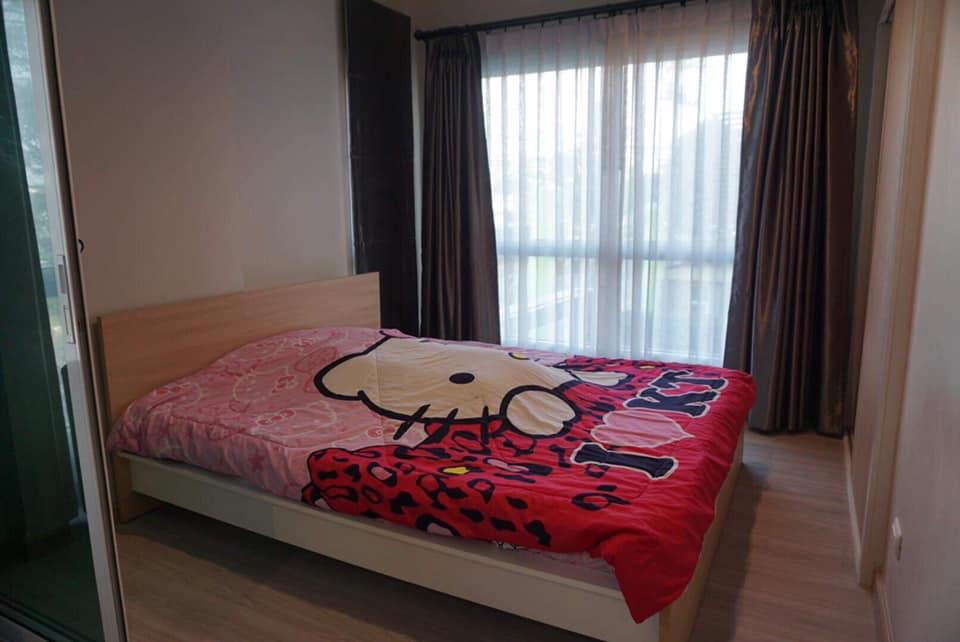 ให้เช่าคอนโด Tempo Quad Saphanmai 1 ห้องนอน ห้องมุม ขนาด 28 ตรม.