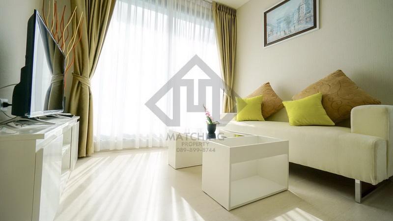 For Rent RHYTHM Sukhumvit 42 Close to BTS Eakkamai High Floor River View
