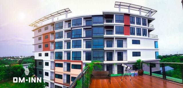 ขายอพาร์ทเมนท์ คอนโดสร้างใหม่  2-1-12 ไร่ 8 ชั้น ถ.นิตโย อุดรธานี ใกล้ใกล้เซ็นทรัลอุดรธานี